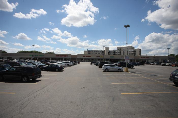 Howard western shopping center chicago illinois