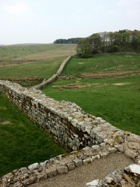 Muro de adriano for A muralha de adriano