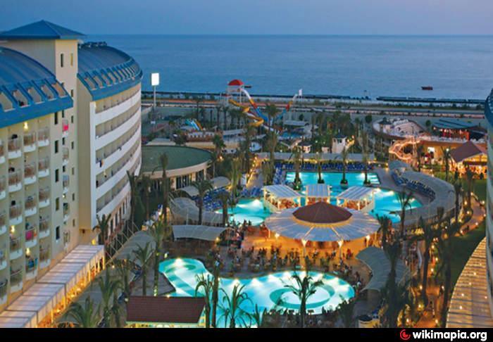 Crystal Admiral Resort Suites Spa  Booking
