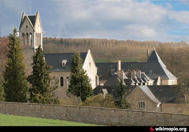 Igny France  City pictures : Abbaye Notre Dame d'Igny English