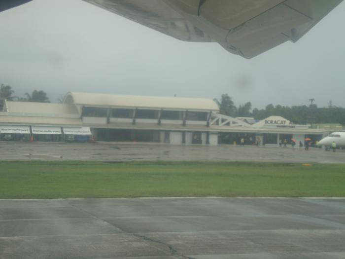 Caticlan / Malay Philippines  City new picture : ... Ramos Airport Caticlan Domestic Airport MPH/RPVE Caticlan