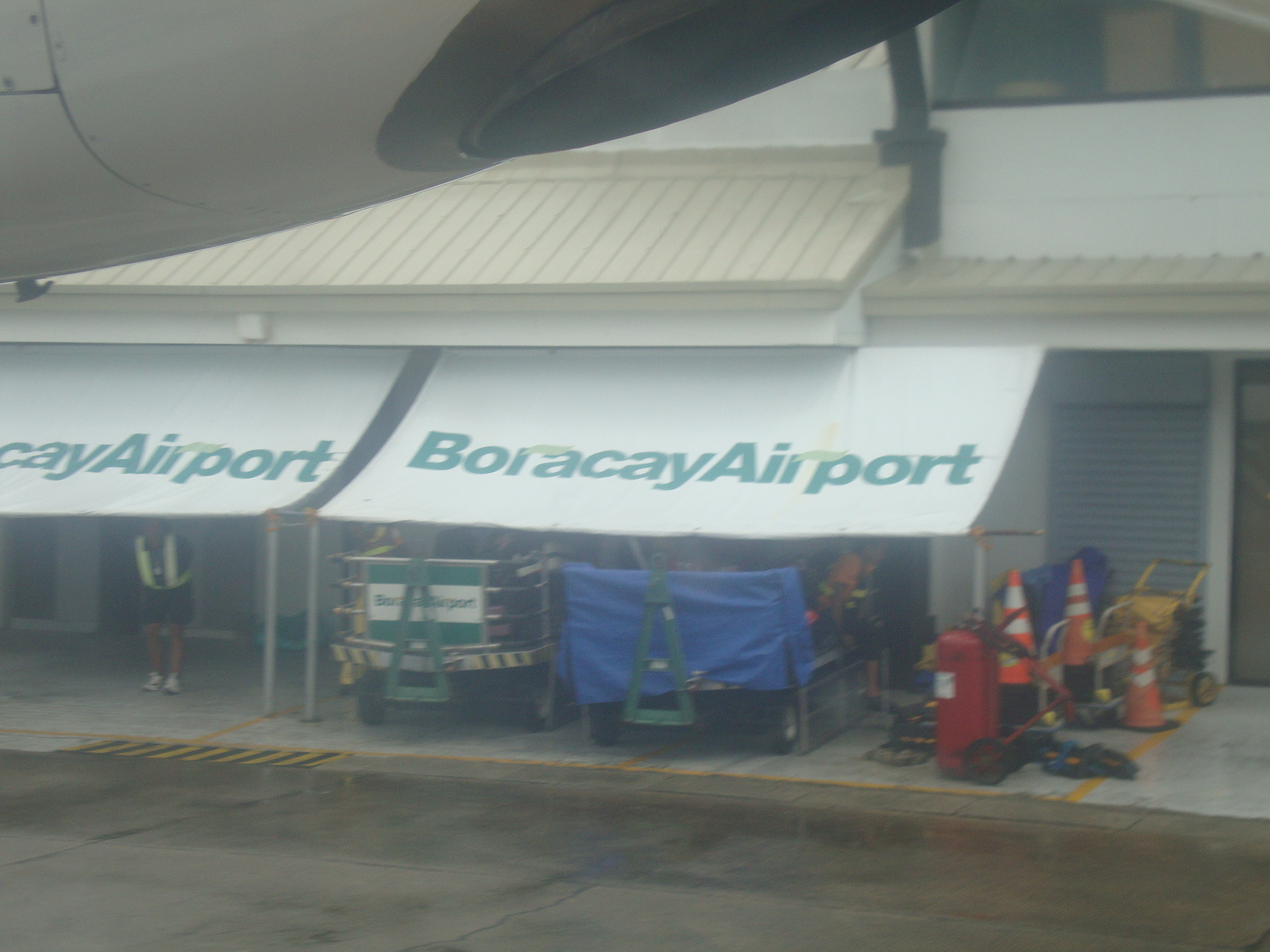 Caticlan / Malay Philippines  city pictures gallery : ... Airport Caticlan Domestic Airport MPH/RPVE Brgy. Caticlan, Malay