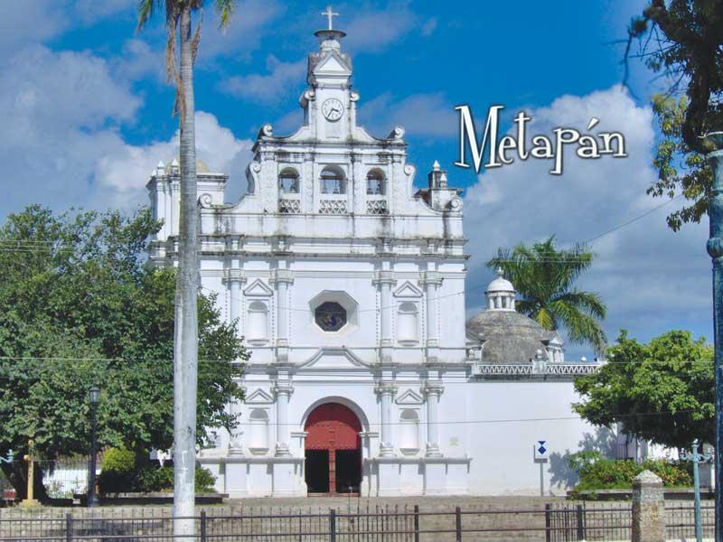 Historia De Metapan