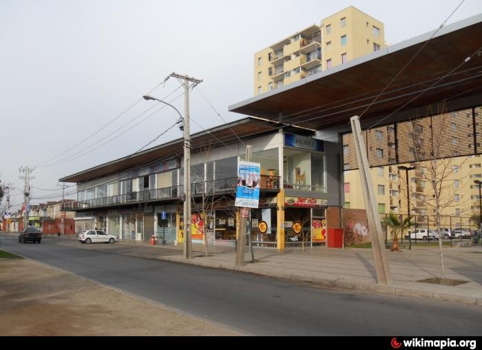 Locales comerciales maestranza santiago de chile for Centros comerciales en santiago de chile