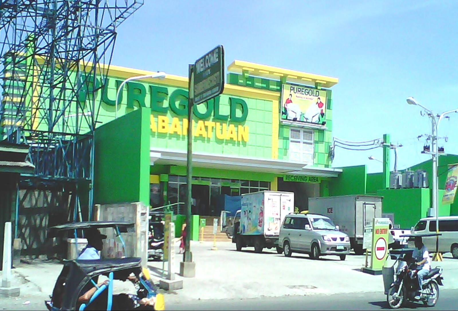 Cabanatuan Philippines  City pictures : Puregold Cabanatuan Cabanatuan City