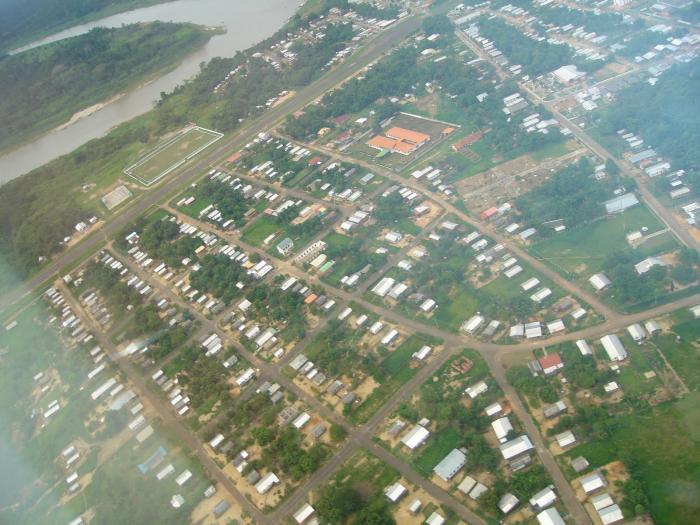 Pauini Amazonas fonte: photos.wikimapia.org