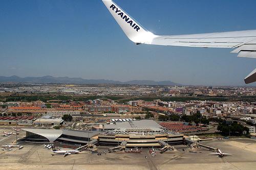 Valencia Spain Airport Map Valencia Spain Airport