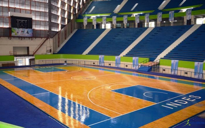 Gimnasio nacional jose adolfo pineda san salvador for Gimnasio arena