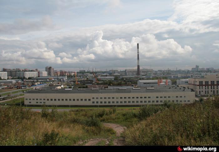 Новая производственная площадка предприятия на ул. Оптиков