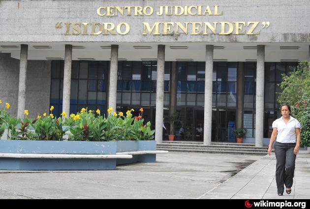 Centro judicial isidro menendez san salvador for Juzgado san isidro