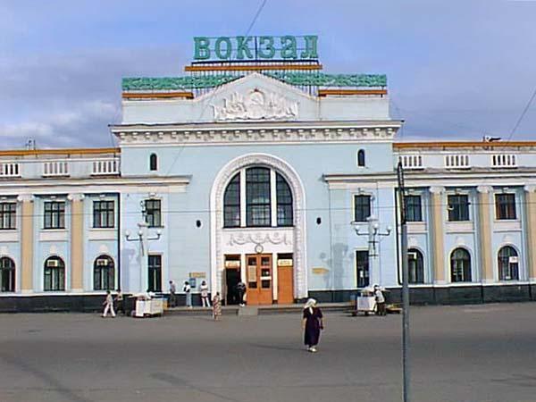 Вокзал астаны шалавы
