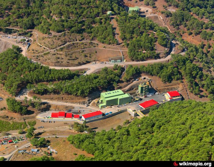 Efemçukuru Gold Mine, izmir