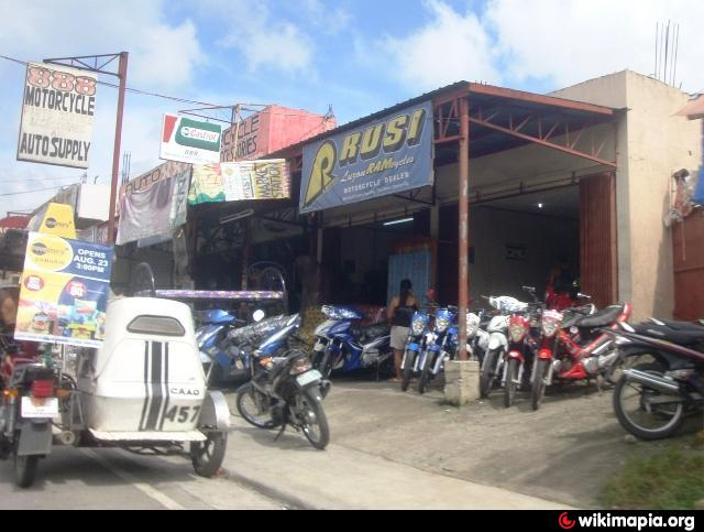 Rusi Motor Sales Caloocan City North