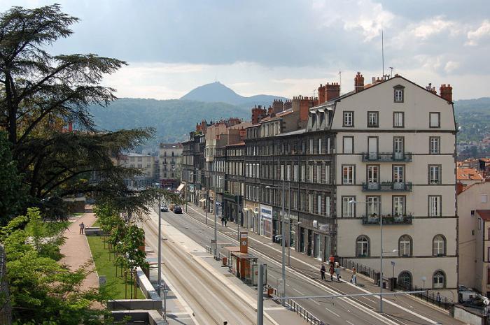 Les Villes Proches De Clermont