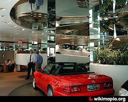 Manhattan Mercedes Benz