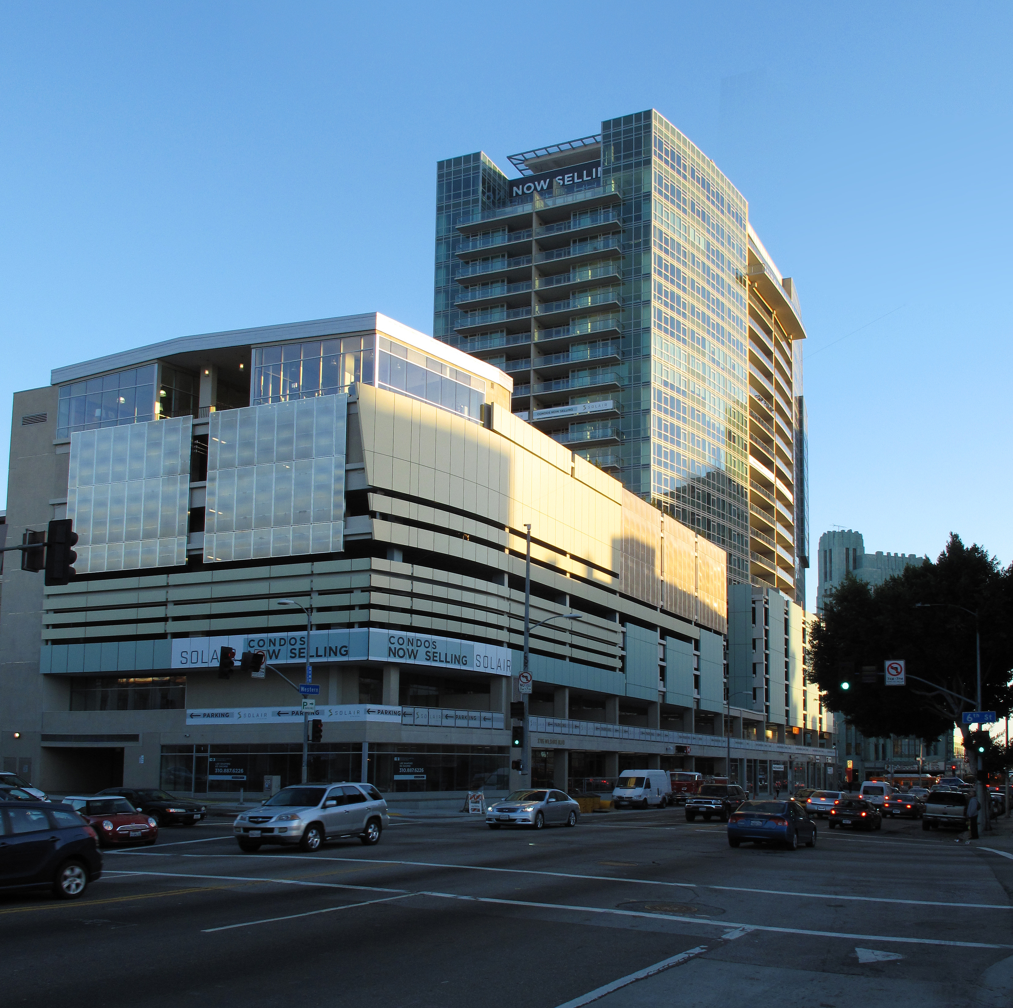 Apartment Store: Solair - Los Angeles, California