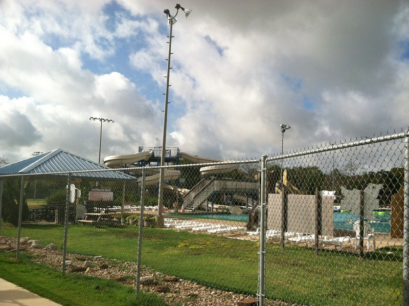 Adamson 39 S Lagoon College Station Texas Swimming Pool