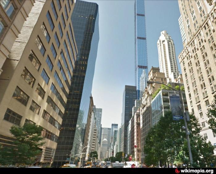 432 Park Avenue New York City New York