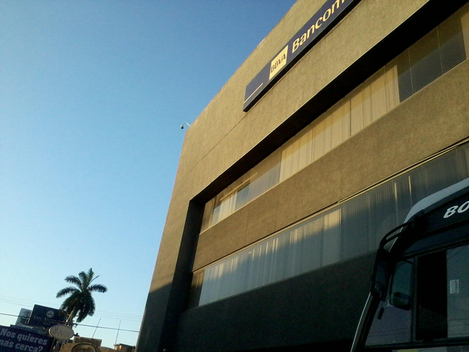 banco bbva bancomer oficina principal zona
