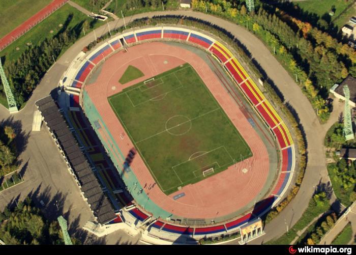 Футбольный стадион - Чебоксары: http://wikimapia.org/25339229/ru/%D0%A4%D1%83%D1%82%D0%B1%D0%BE%D0%BB%D1%8C%D0%BD%D1%8B%D0%B9-%D1%81%D1%82%D0%B0%D0%B4%D0%B8%D0%BE%D0%BD