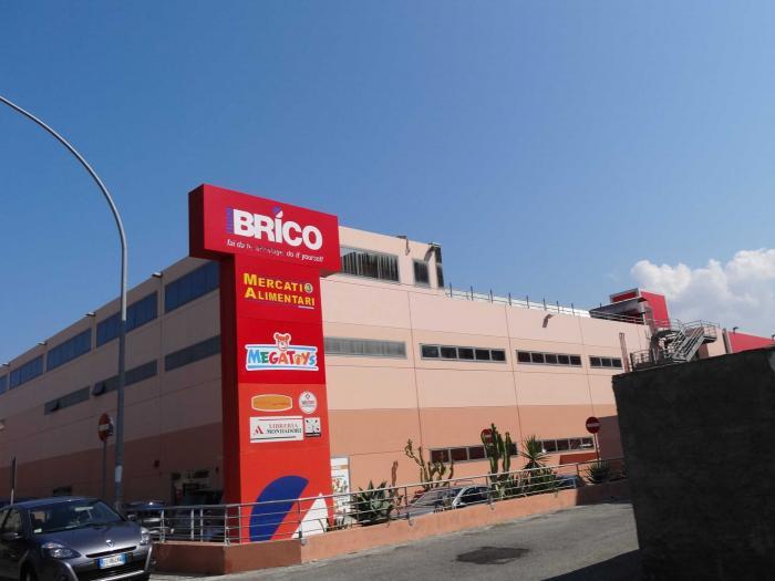 Maxi brico sigma superstore mega toys pittarosso for Brico misterbianco
