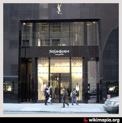 Saint Laurent Paris (former L.P. Hollander Company Building) - New ... 48ee0efffe5