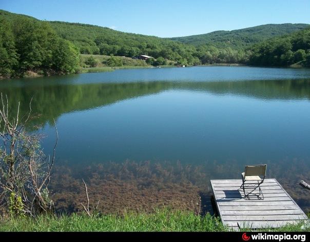 рыболовные озера крым