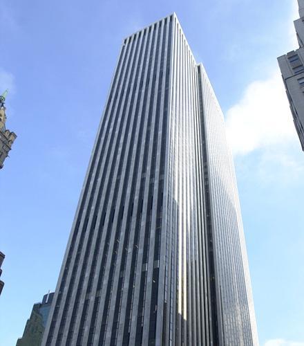 General Motors Building New York City New York