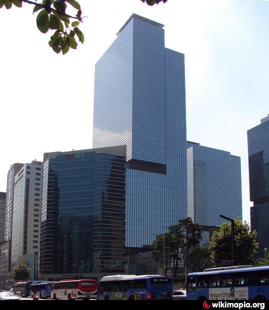 Samsung Electronics Headquarters Seoul