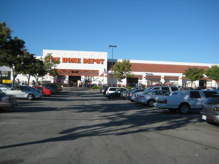 The Home Depot San Carlos California