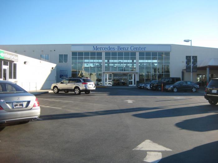 Autobahn car dealer for Mercedes benz dealership belmont