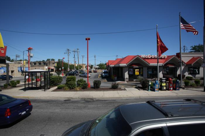 Fast Food Places In Naperville