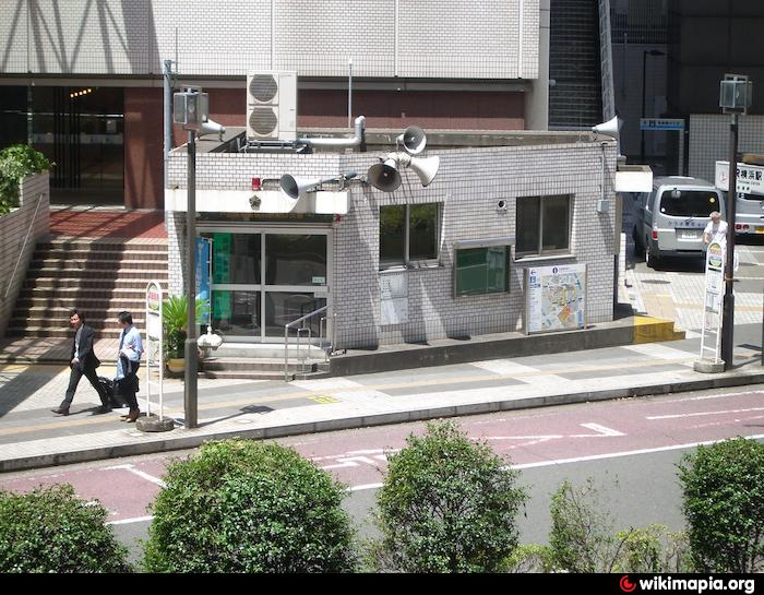 自転車の 自動車運転免許センター 静岡 : 戸部警察署 横浜駅東口交番
