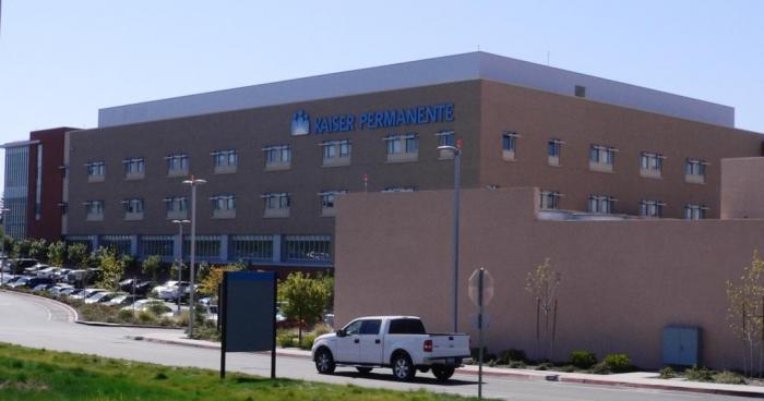 Kaiser Permanente Hospital Roseville California