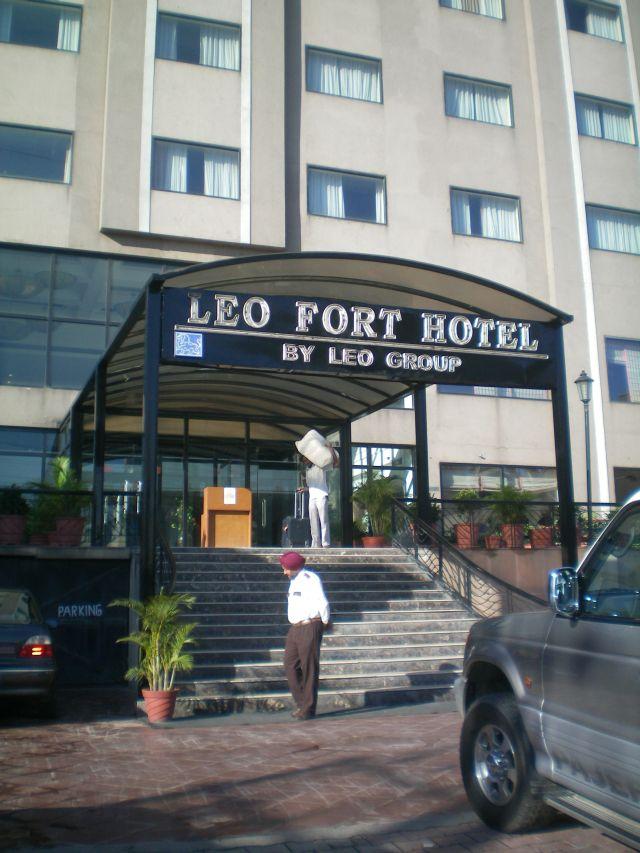 Leo Fort Hotel Jalandhar India Leo Fort Hotel Jalandhar