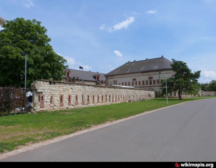 Reduit Mainz Kastel   Wiesbaden