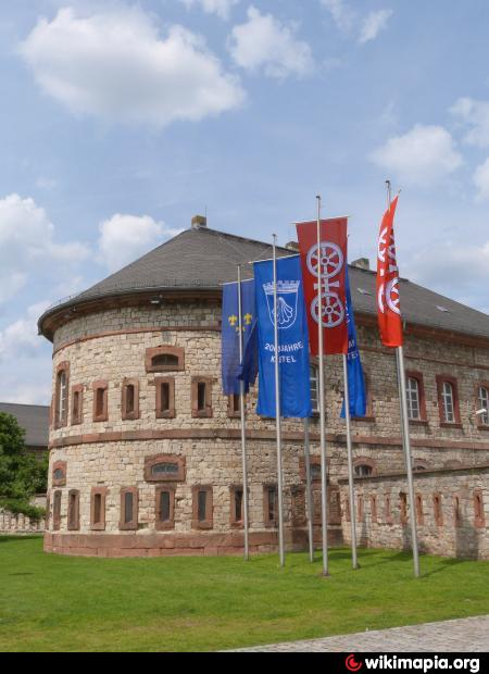 Reduit (Mainz Kastel)   Wiesbaden
