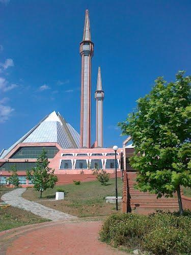 Ondokuz Mayis Universitesi Omu Camii Samsun Buyuksehir Belediyesi