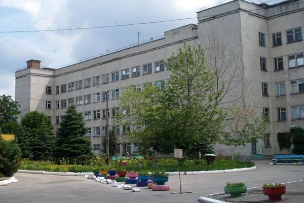 Детская областная больница тараз