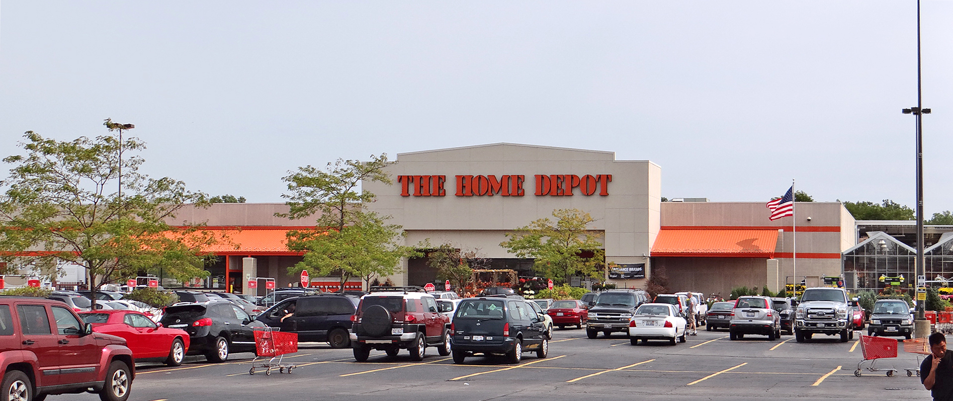 the history and overview of home depot The cool startup history of the home depot see how arthur blank and bernie  marcus founded the company and became on of the most successful.