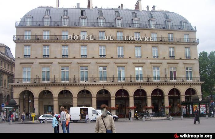 Exceptionnel Hotel du Louvre - Paris UR72