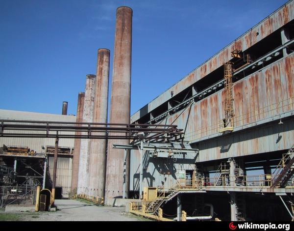 California Steel Industries Fontana California