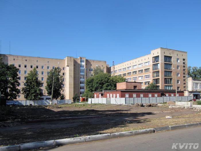 Отделение гематологии многопрофильной больницы в махачкале