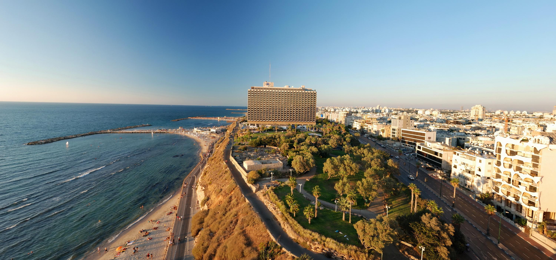 plages israel, Hilton beach Tel Aviv, hof haatsmaout, hof hagolshim, plage tel aviv