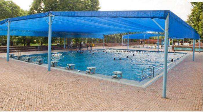 Swimming Pool Senior School Lahore