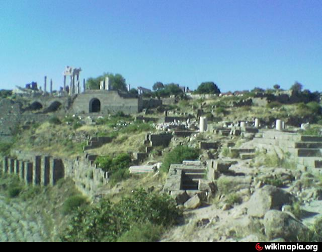 Precinct of Athena, izmir