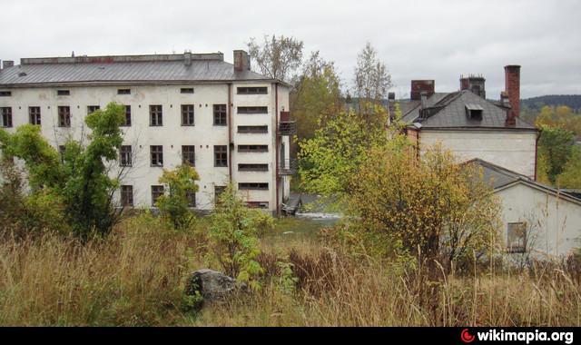 Бывший военный госпиталь сортавала