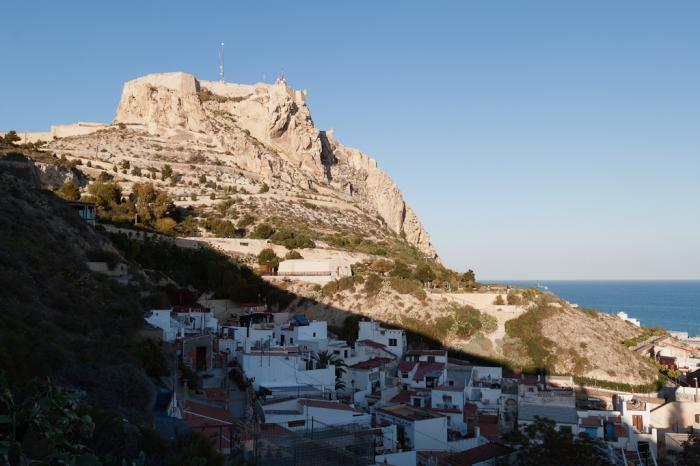 Castle of Santa Barbara - Alicante