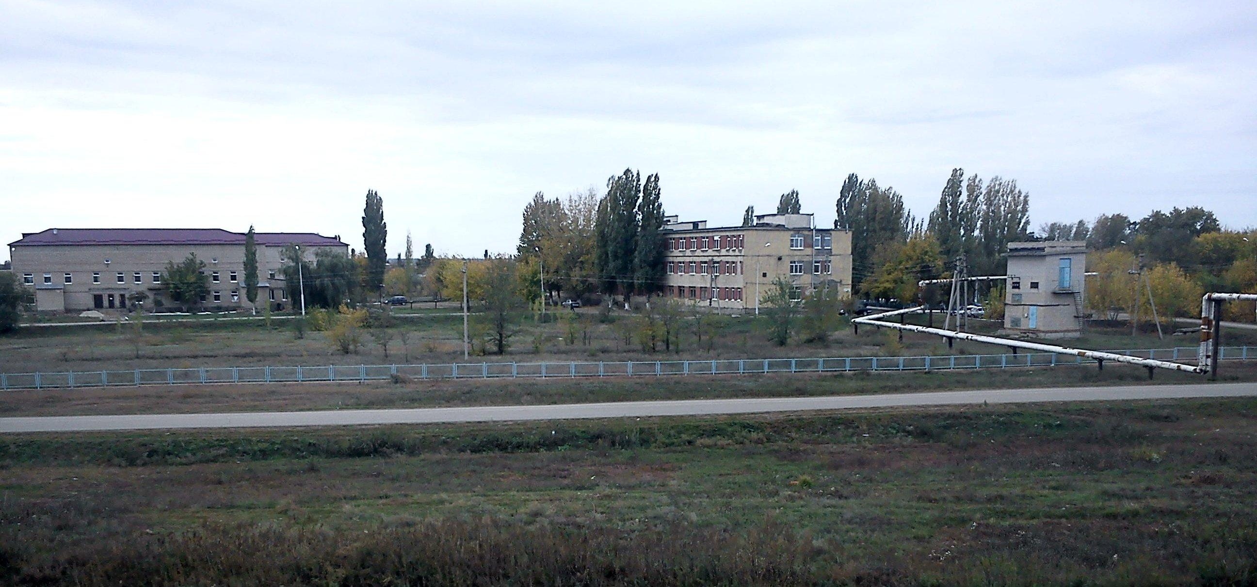 Фото старого города красный кут 3