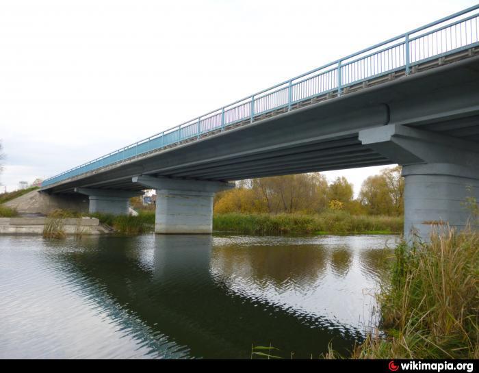 рыбалка на новом мосту